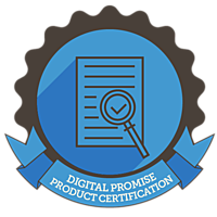 Digital Promise Research-Based Design Product Certification